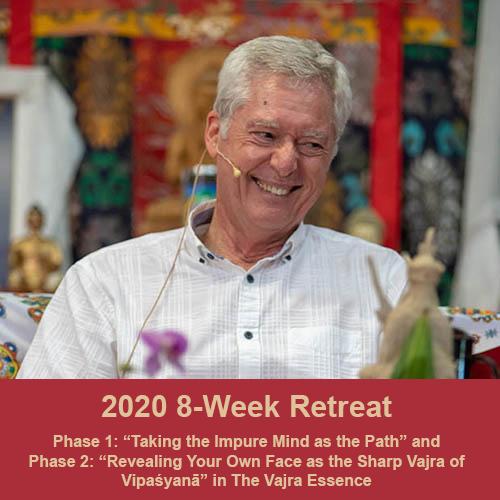 2020 8 week retreat