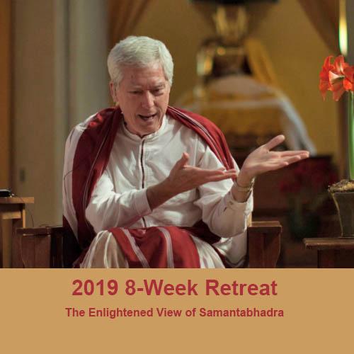2019 8 week retreat