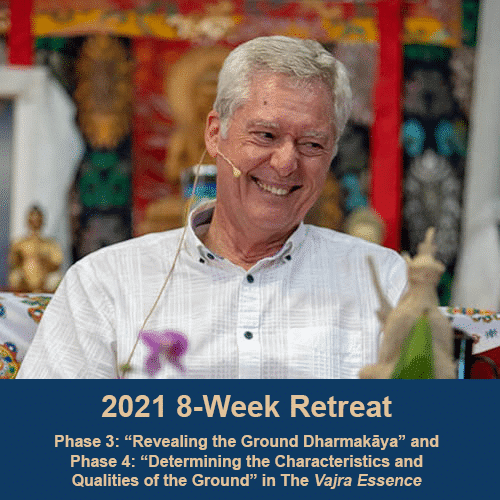 2021 8 week retreat